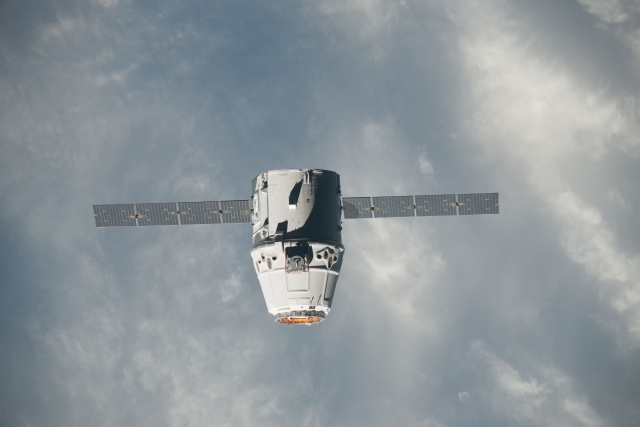 Dragon spacecraft