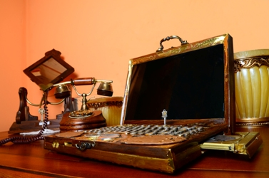 Steampunk Laptop2